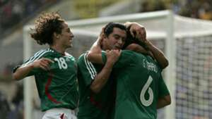 México Paraguay Copa América 2007