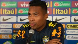 Alex Sandro Brasil Seleção 09 09 2018