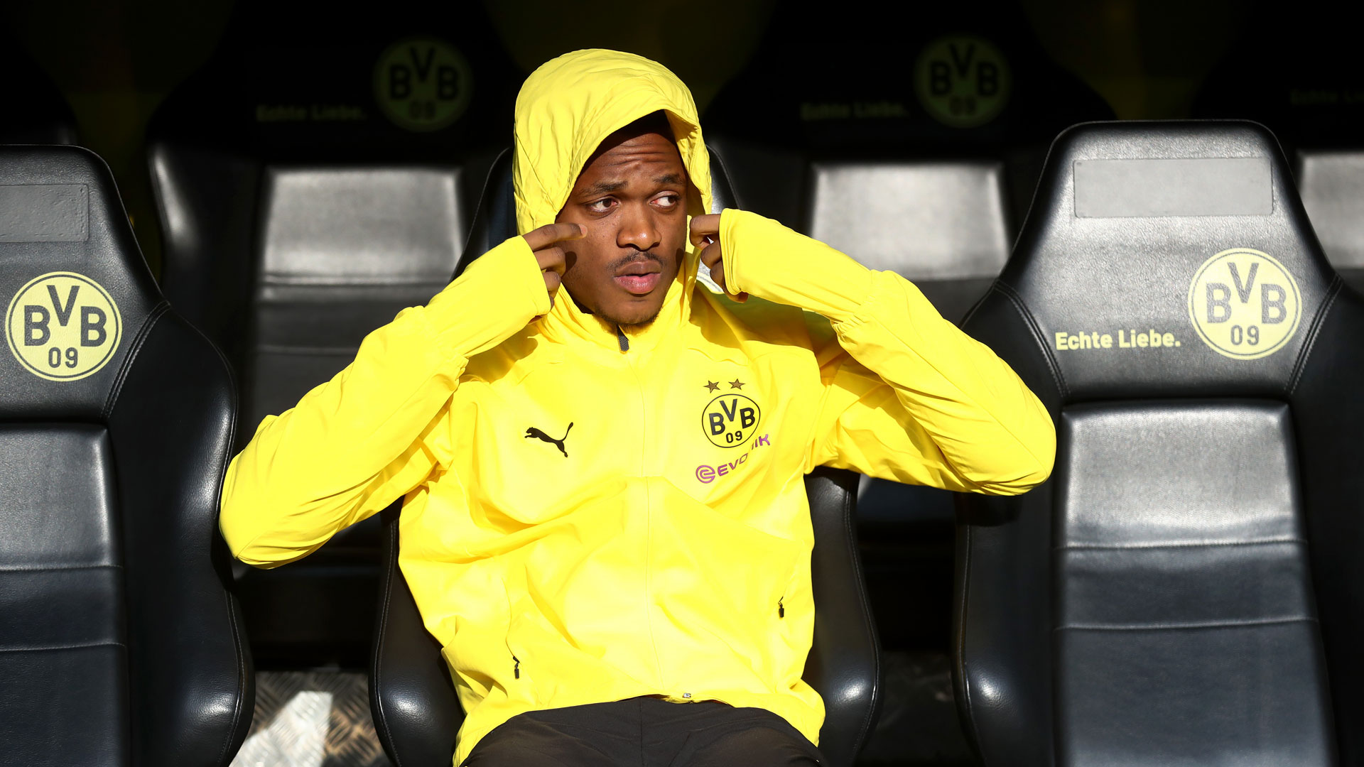 Dan-Axel Zagadou Borussia Dortmund BVB