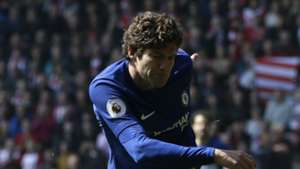 Marcos Alonso Chelsea Southampton