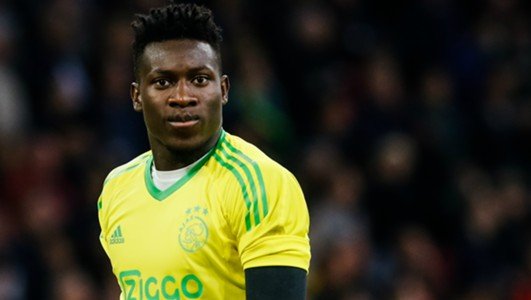 Andre Onana, Ajax, Eredivisie 09092017