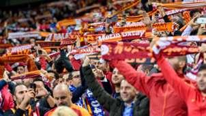 Galatasaray fans Schalke UCL 10242018