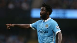 Wilfried Bony Manchester City