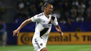 Zlatan Ibrahimovic LA Galaxy MLS 2018