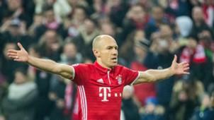 20 - Arjen Robben