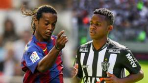 GFX Ronaldinho Juan Cazares Barcelona