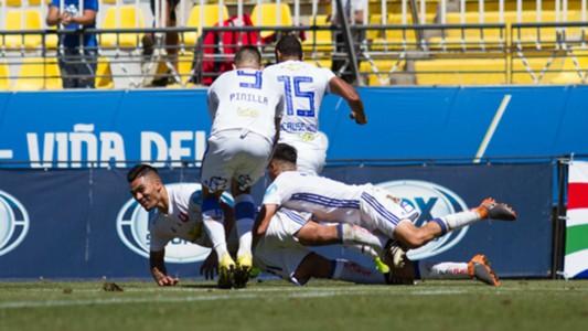 Everton Universidad de Chile 17032018