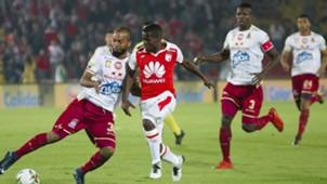 Santa Fe Deportes Tolima Liga Aguila 2018