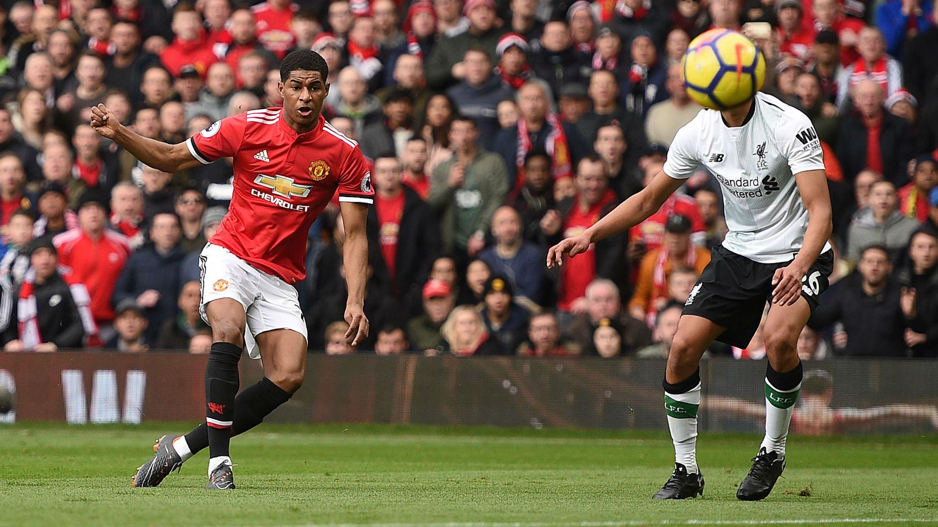 Manchester United ace Marcus Rashford makes big admission over Jose Mourinho