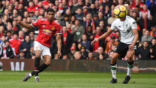 Rashford sets new personal best at Man Utd with stunning return to starting XI against Liverpool