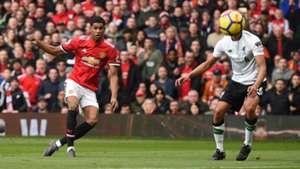 Marcus Rashford Manchester United Liverpool 100318