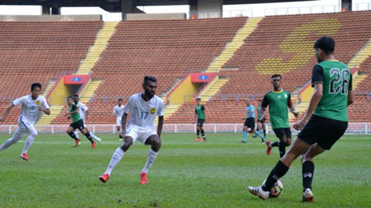 N. Thanabalan, Malaysia U23