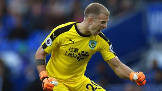 2018-10-20 Joe Hart Burnley