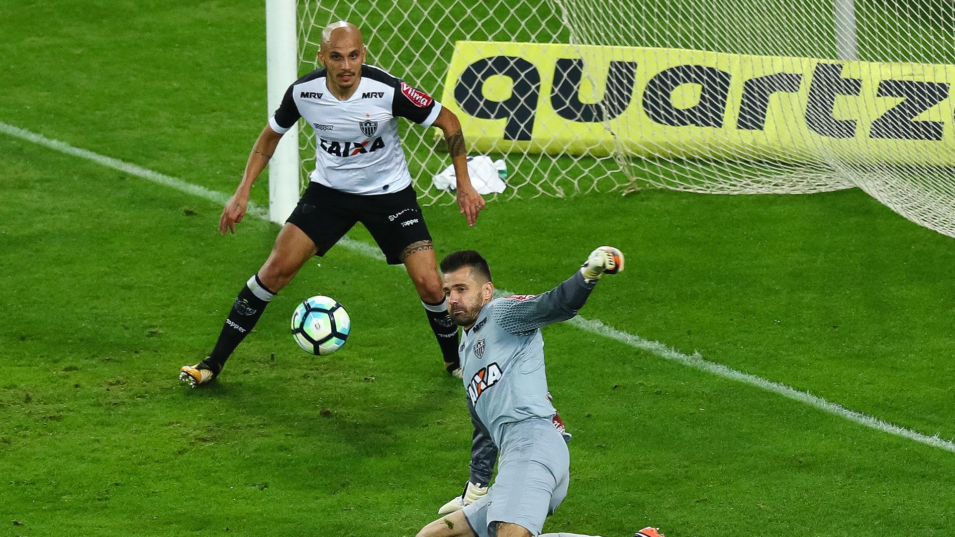 Fabio Santos Victor Fluminense Atletico-MG Brasileirao Serie A 21082017