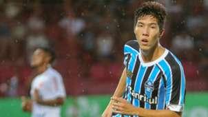 Kazu Grêmio Copa São Paulo 2019