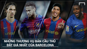 Barcelona's expensive selling