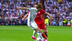 Captura Ribery Modric