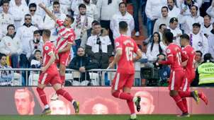 Real Madrid vs Girona Laliga