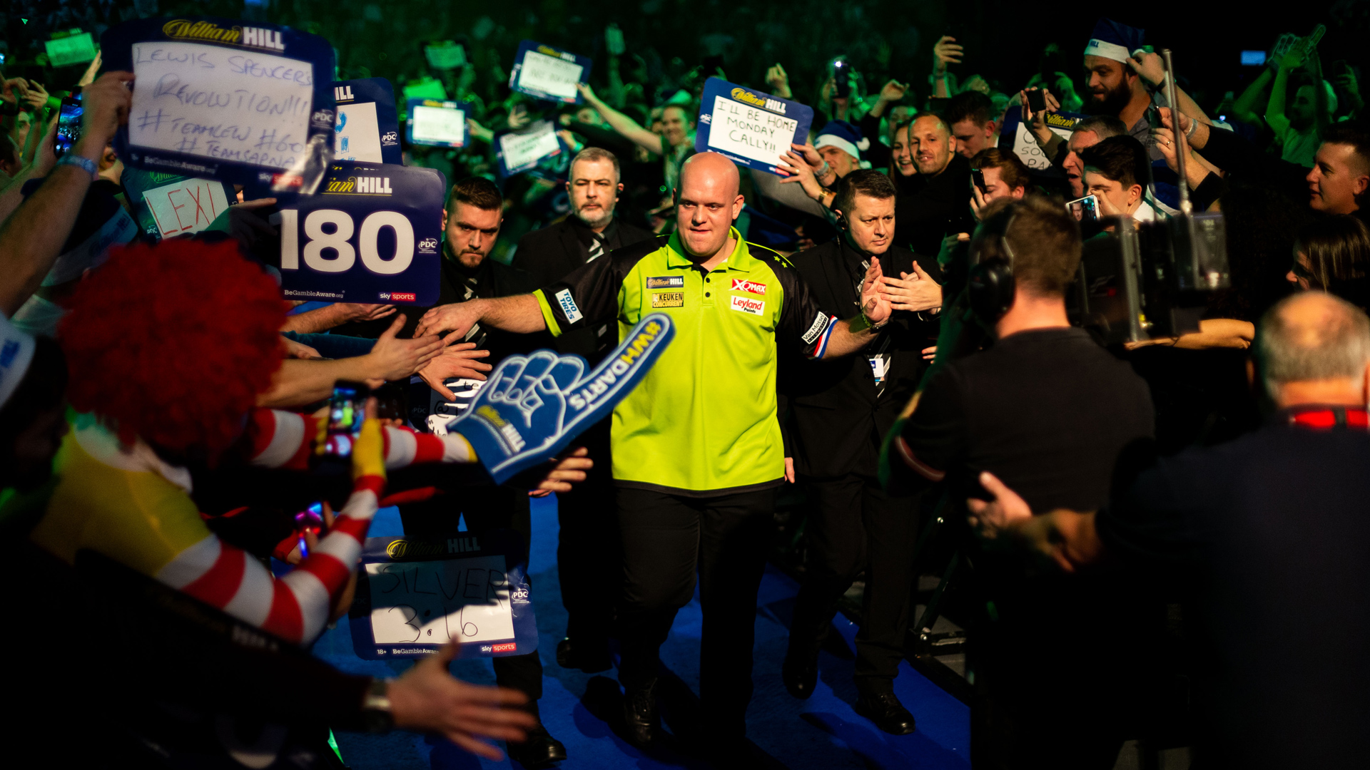 darts wm 2019 stream
