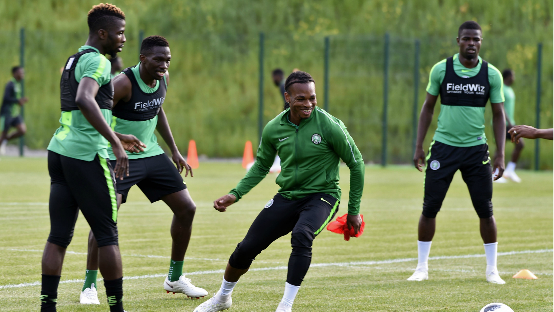 Nigeria must not lose concentration - Rohr seeks flawless outing against Iceland