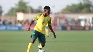 Kobamelo Kodisang of South Africa U20
