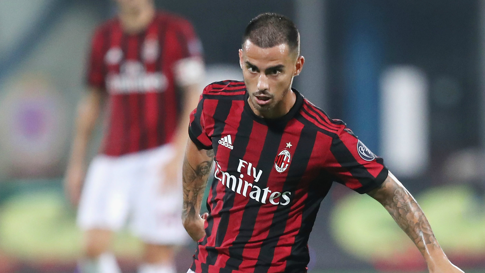 Suso Milan Serie A 08092017