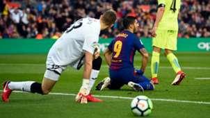Luis Suarez Barcelona Getafe LaLiga