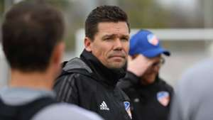 Alan Koch MLS FC Cincinnati