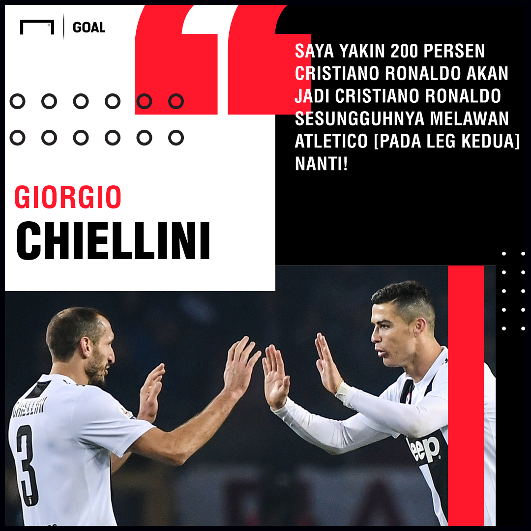 Playing Surface Giorgio Chiellini & Cristiano Ronaldo