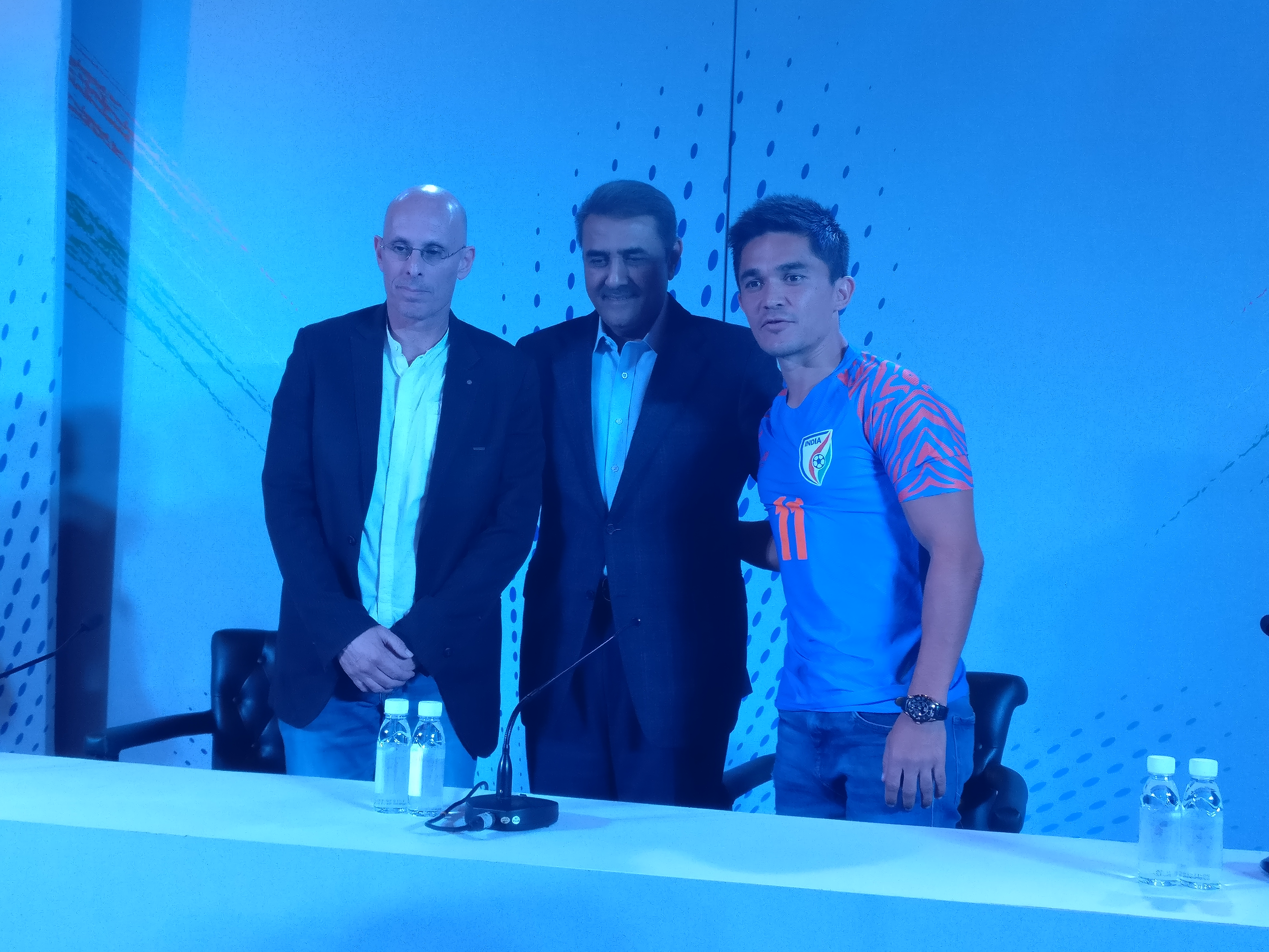 AFC Asian Cup: Praful Patel - India can qualify for 2026 FIFA World Cup