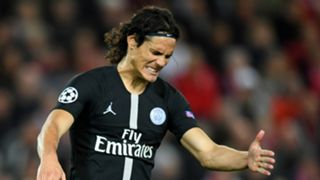 Edinson Cavani PSG Paris Saint-Germain 2018-19