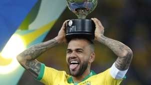 Dani Alves Brasil campeão Copa America 07072019