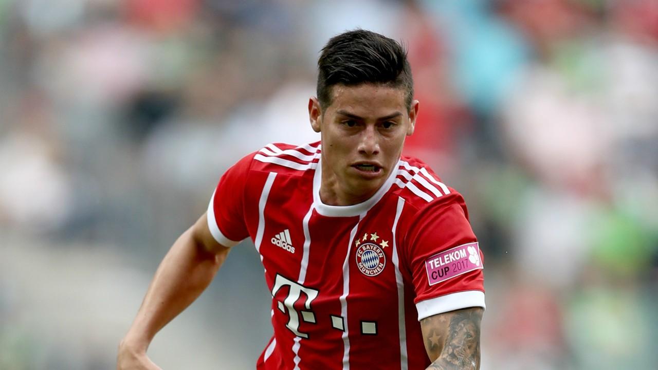 Real Madrid News Bayern star James Rodriguez won t close door on