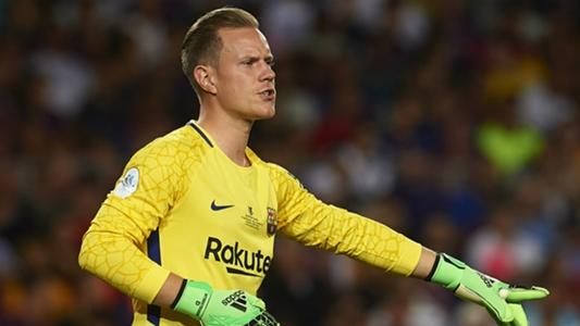"FC Barcelone, ter Stegen: ""Etre toujours à 100%"""