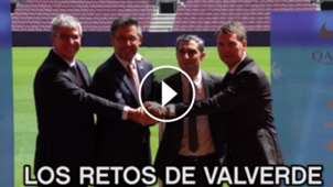 Retos Valverde
