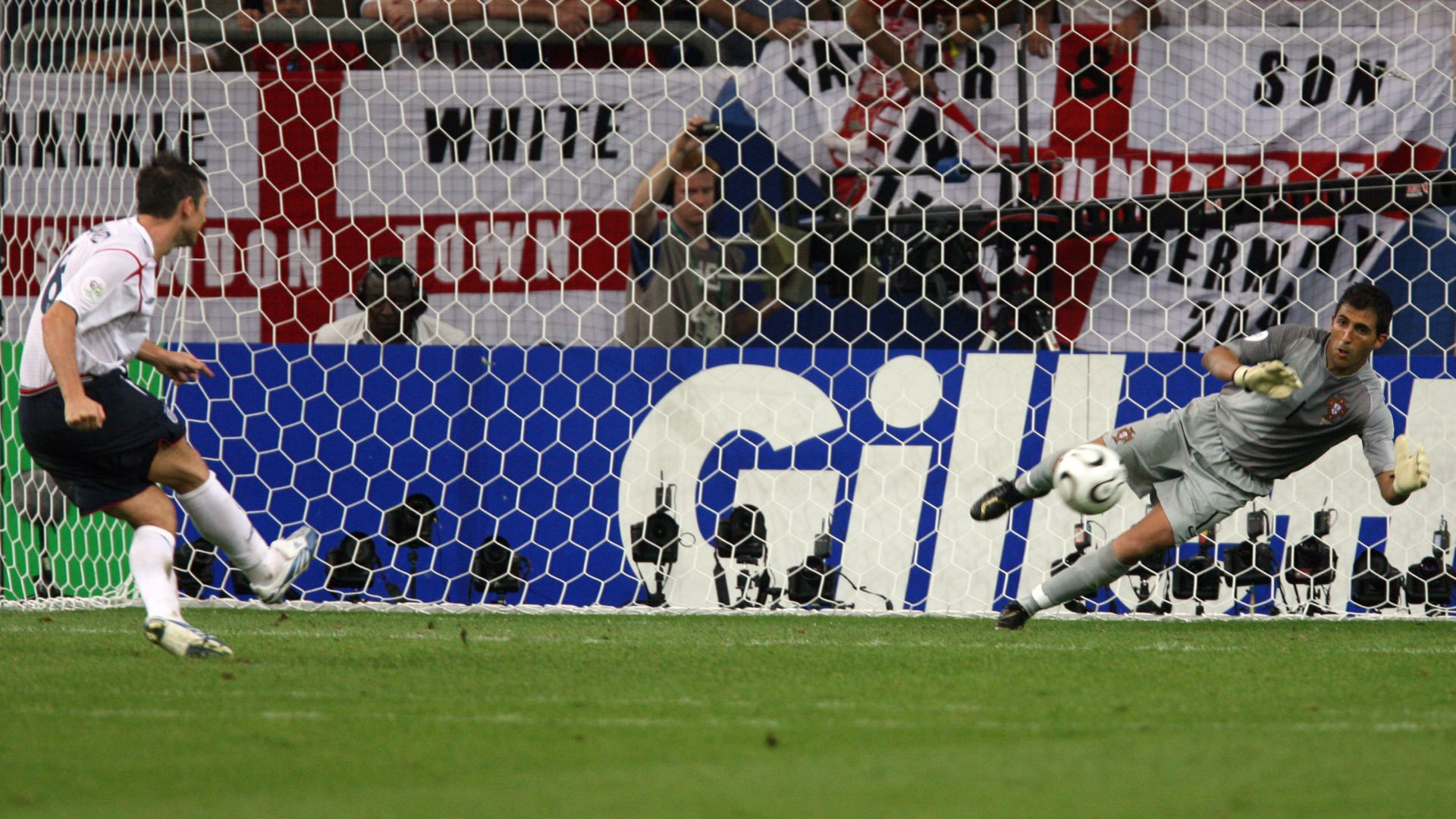 Lampard England penalty 2006