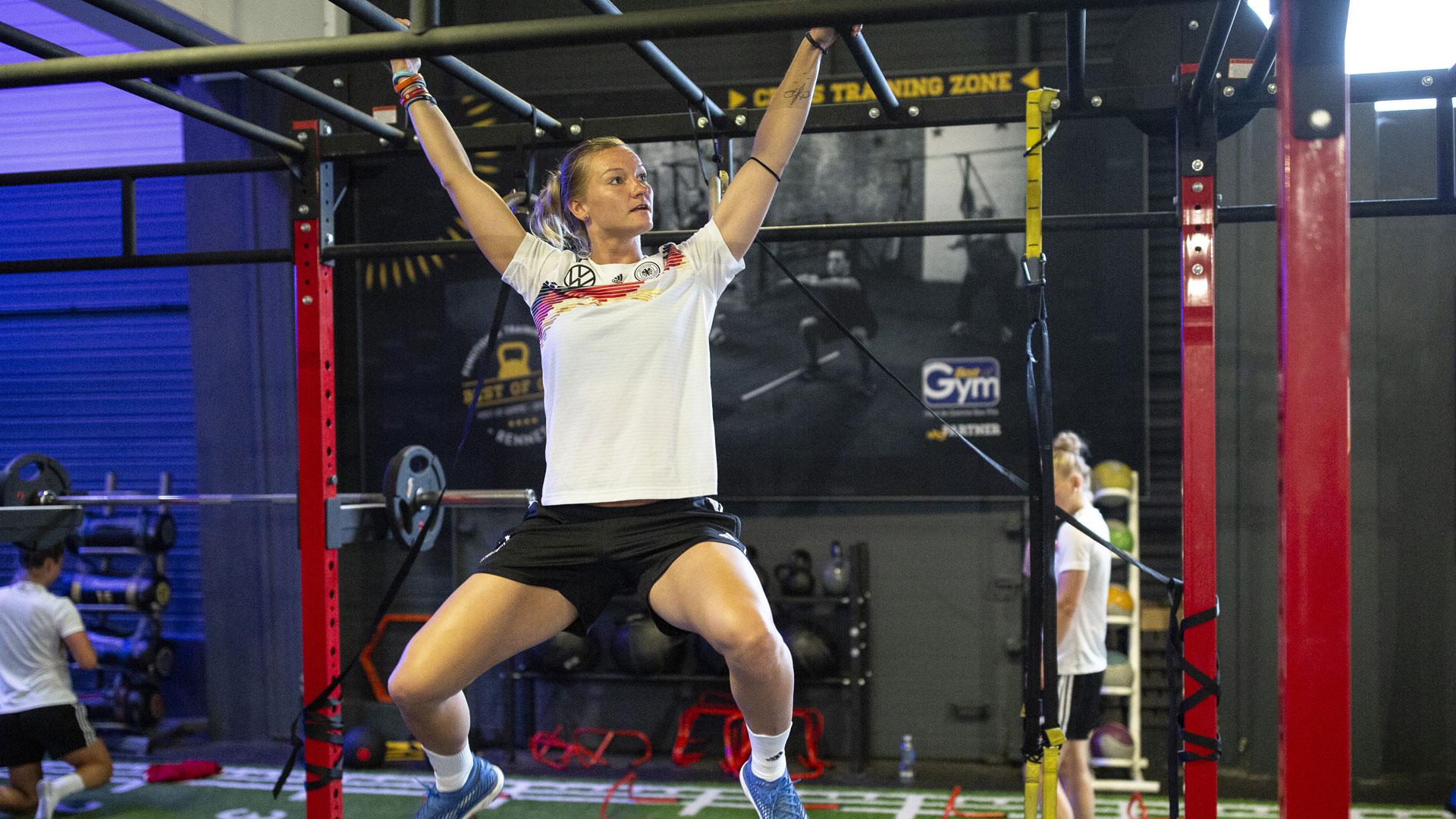 Alexandra Popp Germany Deutschland Frauen-WM