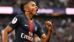 Christopher Nkunku PSG Nimes Ligue 1 23022019