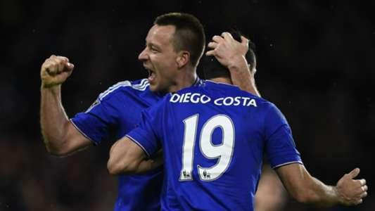 John Terry Diego Costa Chelsea