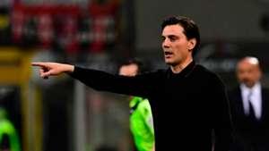Vincenzo Montella Milan Roma Serie A 07052017