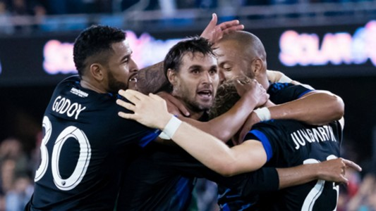 San Jose Earthquakes MLS 09302017