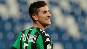Lorenzo Pellegrini Sassuolo Coppa Italia