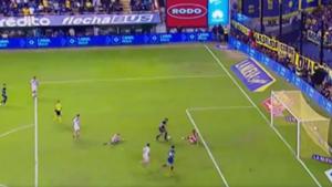 Gol Wanchope Boca Union Superliga 06052018