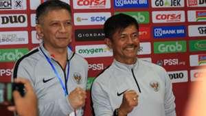 Iwan Budianto & Indra Sjafri - Indonesia U-22