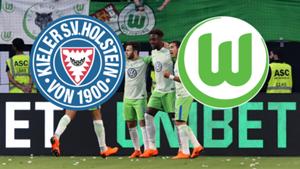 GFX Relegation Holstein Kiel VfL Wolfsburg