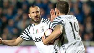 Giorgio Chiellini Juventus Serie A