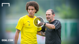 Axel Witsel BVB Training