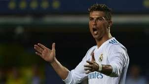 Cristiano Ronaldo Real Madrid La Liga 2018