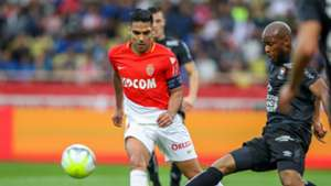 Radamel Falcao Monaco Caen