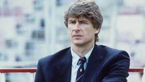 Arsene Wenger Monaco